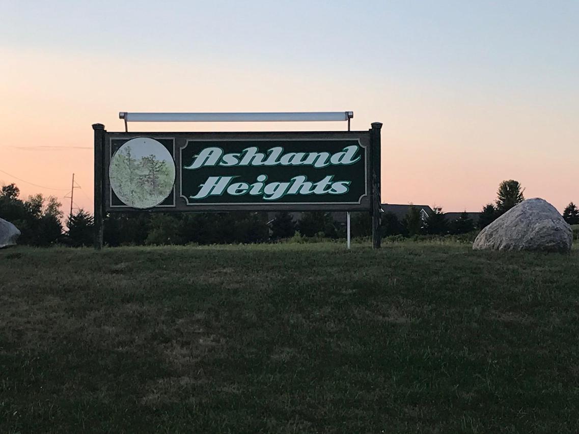 Lt1 Ashland Heights, Ashford, WI 53010