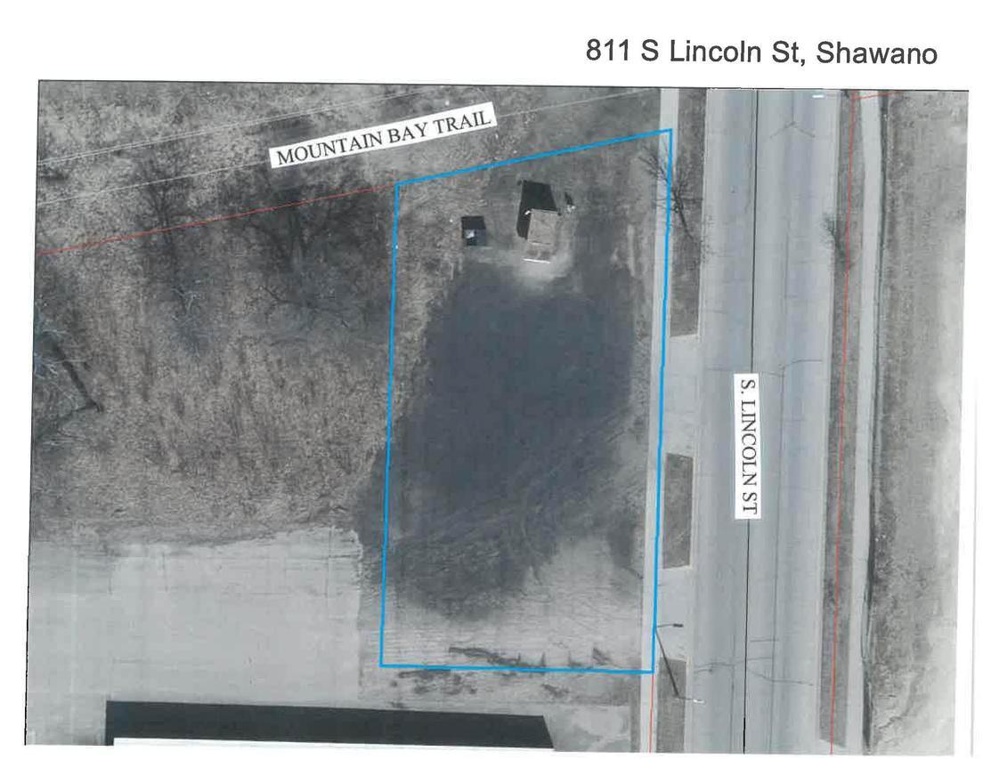 811 S. Lincoln St., Shawano, WI 54166