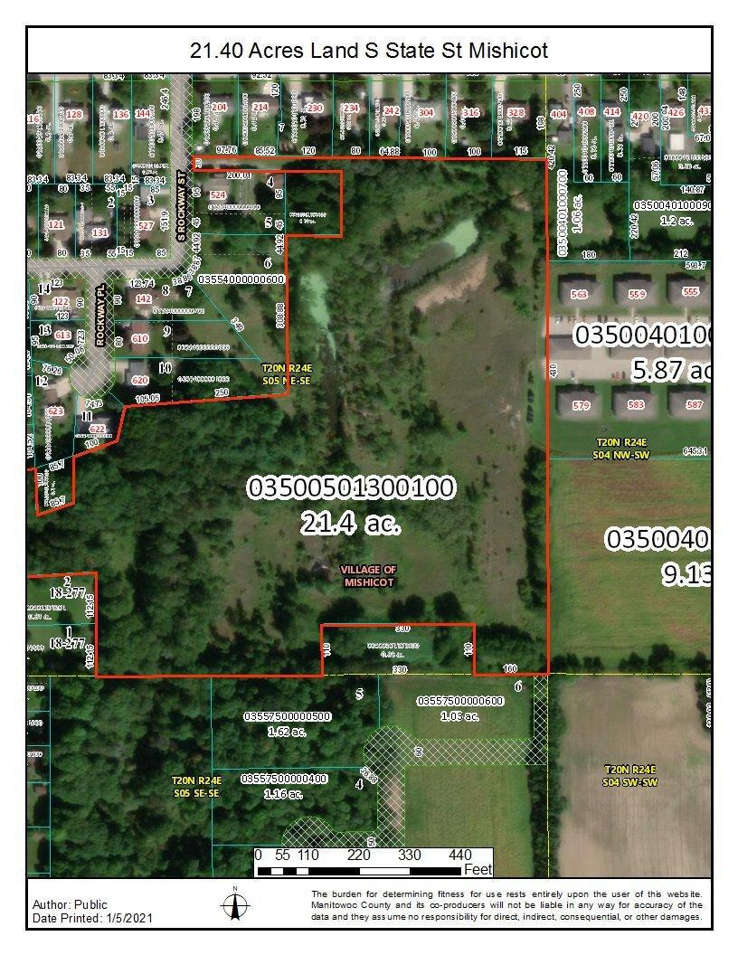 Parcel #1 S. State St., Mishicot, WI 54228
