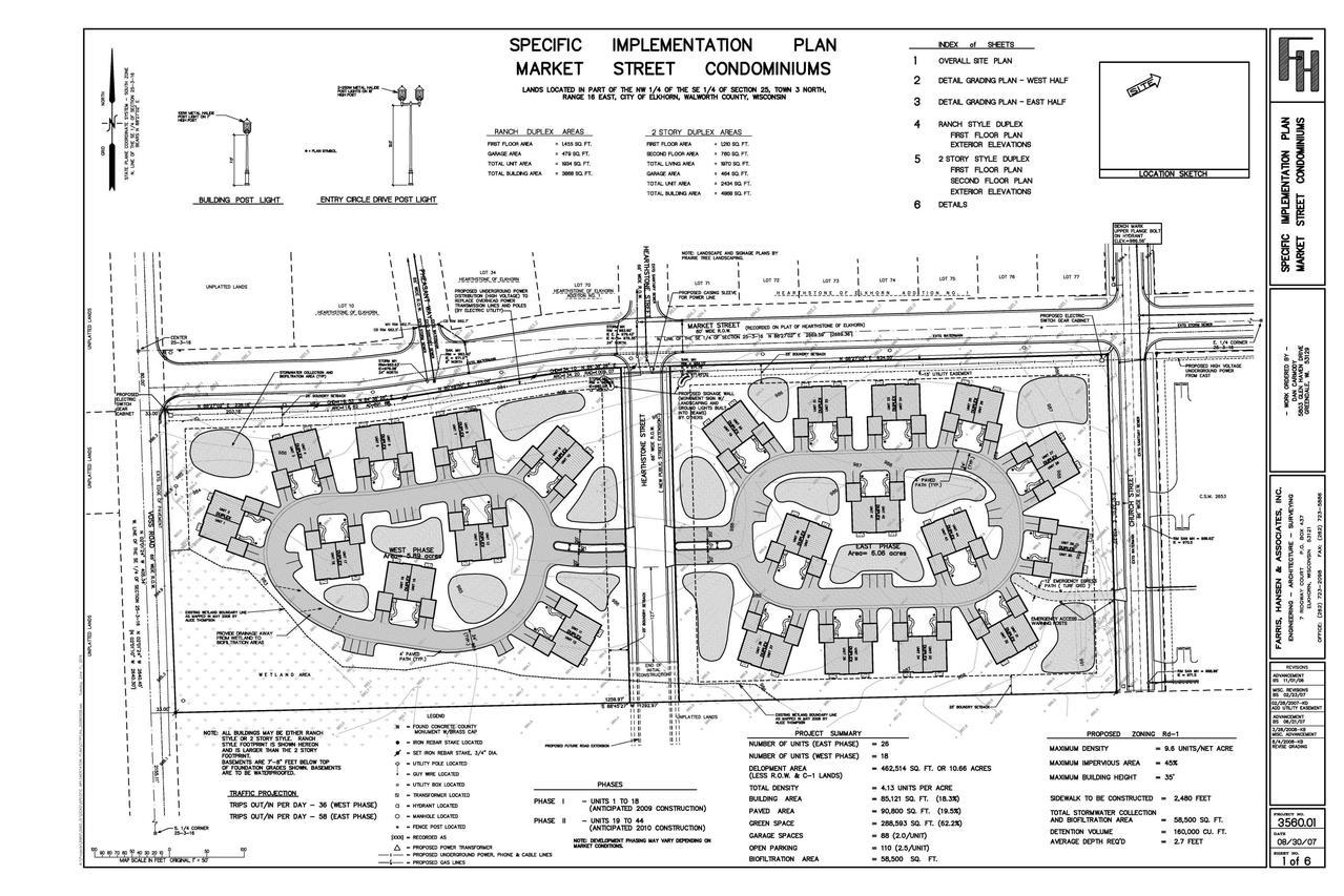 Lt0 Market St., Elkhorn, WI 53121