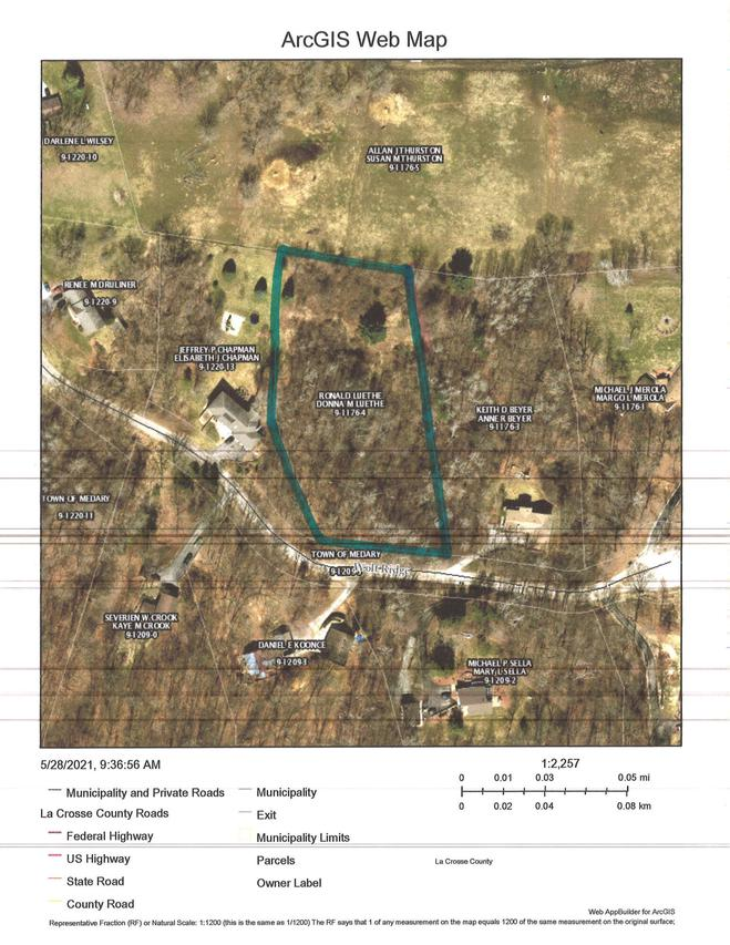 Wolf Ridge Ct., Medary, WI 54603