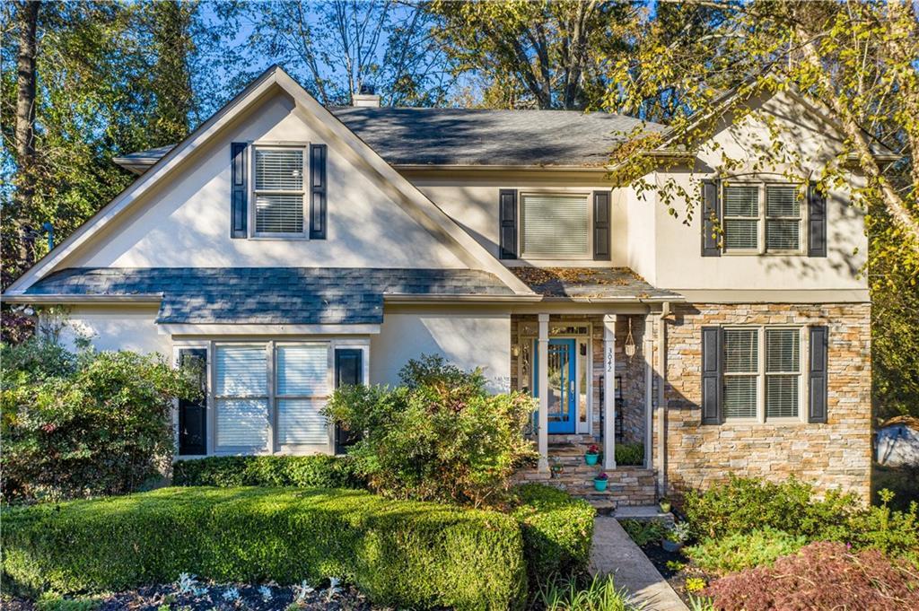 3042 Oakham Pl., Avondale Estates, GA 30002