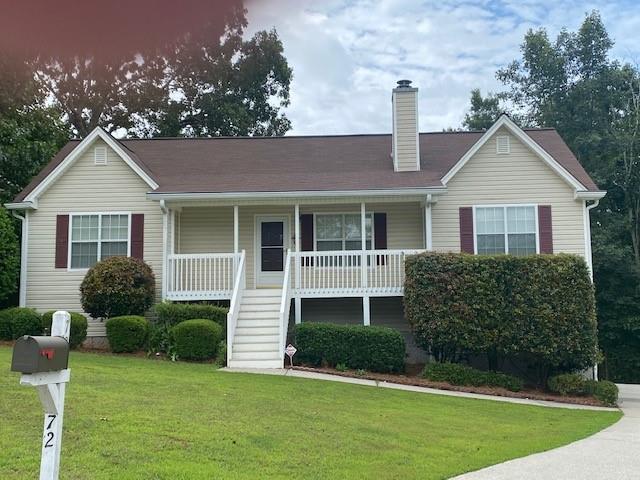 72 Paradise Ct., Douglasville, GA 30134